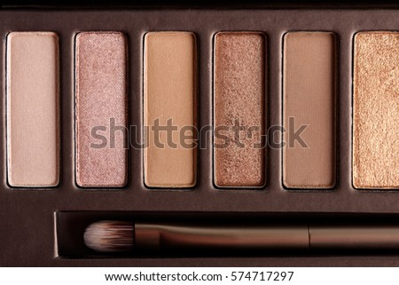 Colorful Eye Shadow Palette Makeup Products #574717297