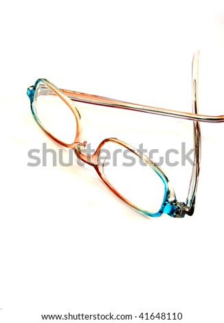 bb9443f356 colorful eyeglass frames on 255 white background
