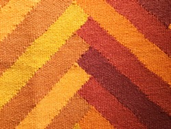 Colorful fabric texture for background