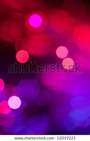 colorful fiber optic abstract background