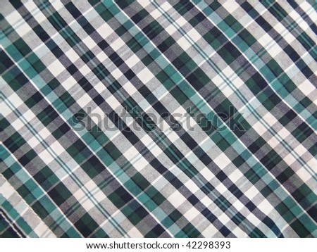 colorful gingham. More of this motif & more textiles in my port.