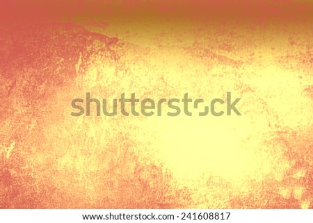 Colorful golden abstract  background , with   painted  grunge background texture for  design . Concept  holiday, happiness , color in light .