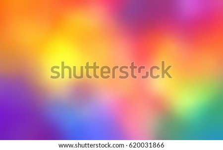 colorful gradient color abstract background