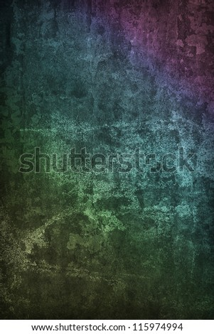 Colorful Grunge Background for Party Flyers - stock photo