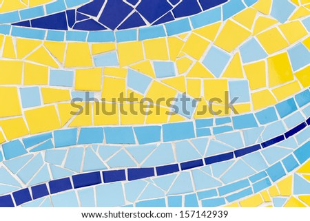 Colorful mosaic background #157142939