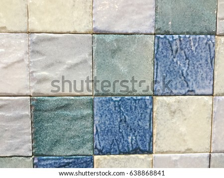 Colorful mosaic tiles,colorful tiles,mosaic tiles , wall tiles ,floor tile #638868841