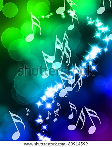 music note wallpaper. Colorful+music+notes+wallpaper