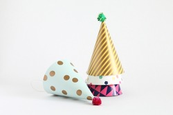 Colorful Party Hats for Party