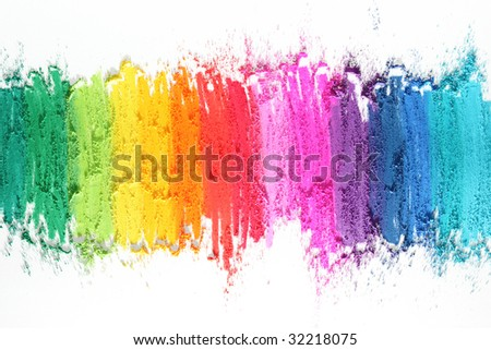 colorful pastel sticks texture