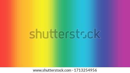Colorful rainbow gradient blurred background. Gradient rainbow gay concept. LGBTQ transgender symbol and rainbow gradien tbackground   Stock fotó ©
