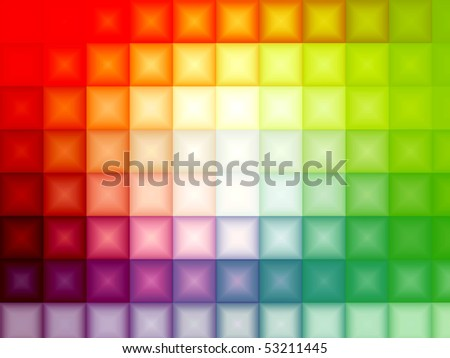 colorful rectangles background composition