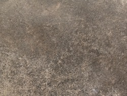 Colorful sand or pebble texture. Seamless texture on ground texture.