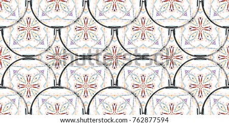 Colorful seamless textured pattern for design and background #762877594
