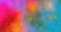 colorful smoke blur background.