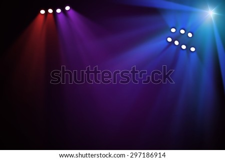 Colorful stage background #297186914