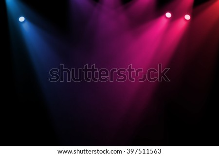 Colorful stage background  #397511563