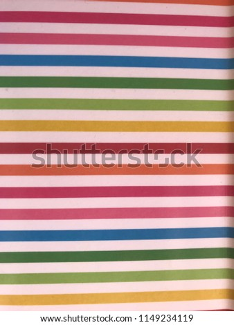 colorful stripes pattern #1149234119