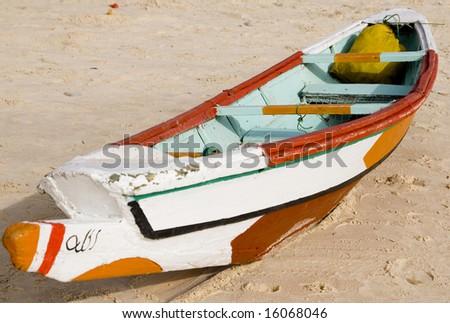 African Fishing Boat African Fishing Boat