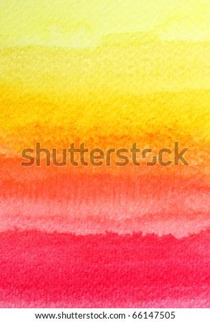 colorful watercolor brush strokes for background