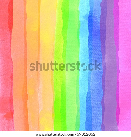 colorful watercolor line  background