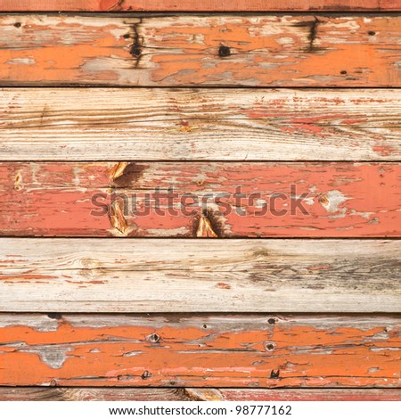 Colorful wood texture for background