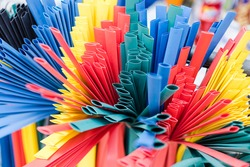 Colors of Heat-shrink tube in market