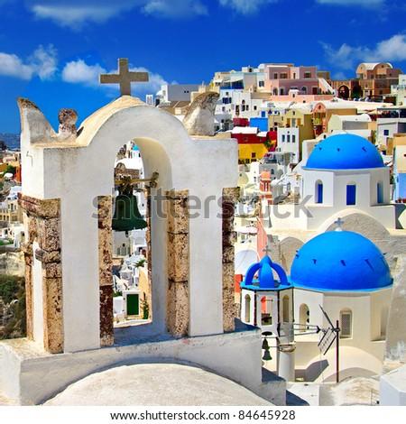 colors of Santorini, Greek series