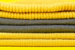 Colors of the year 2021 Ultimate Gray and Illuminating background. Gray and Illuminating 