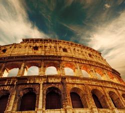 Colosseum (Rome, Italy)