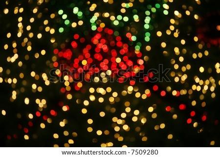 Colourful lightings.