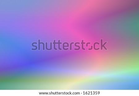 colourful neon glow - stock photo