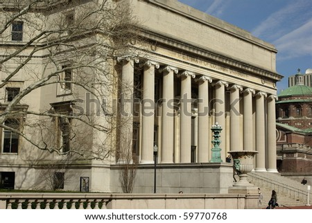 Columbia University Campus Library