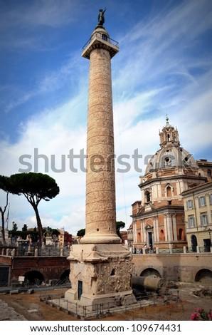 Column of Traianus
