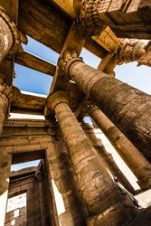Com Ombo Temple Temple of Com Ombo Temple on the Nile Com Ombo Temple of Horus and Sobek gods, Egypt