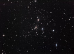Coma Cluster Coma B Cluster