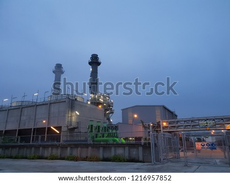 Combine Cycle Power Plant #1216957852
