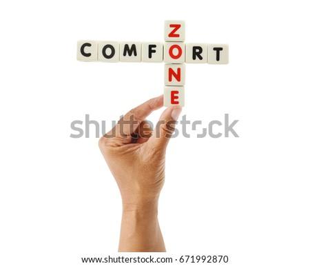 Comfort Zone #671992870