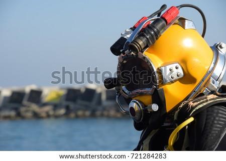 commercial diver