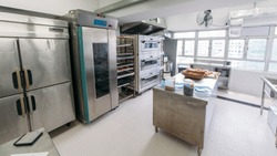 Commercial Kitchen / Bakery
