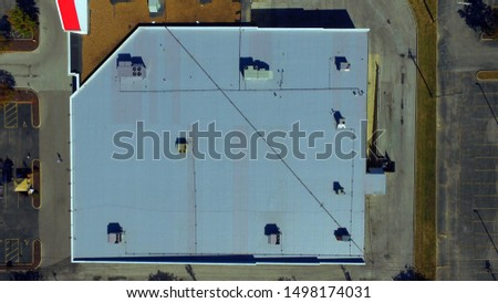 Commercial roof repair and construction Photos. #1498174031