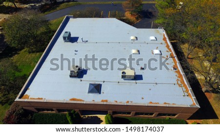 Commercial roof repair and construction Photos. #1498174037