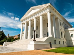 Commonwealth of Virginia State Capitol, Richmond, Virginia