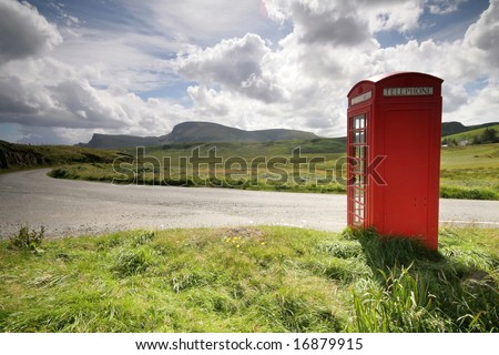 Communicate anywhere - stock photo
