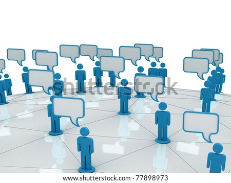 Communication And Social Network
