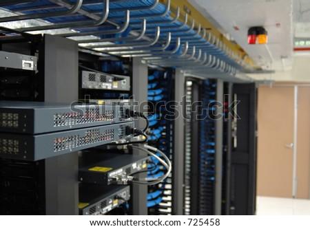 Communication racks (datacenter)