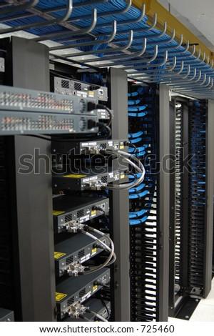 Communication racks II (datacenter)