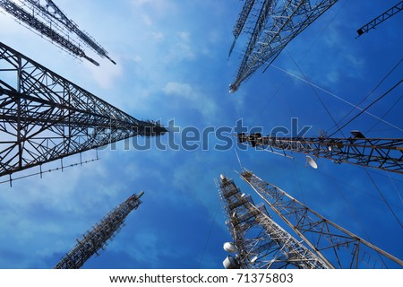 Communications Tower #71375803