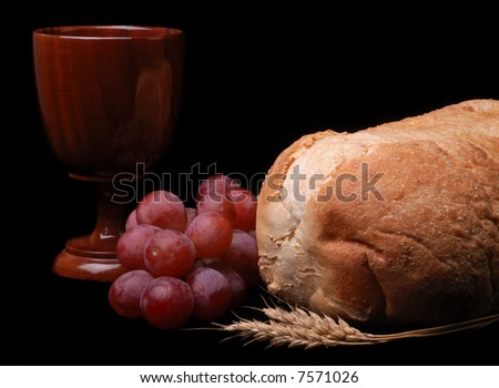 stock photo : Communion