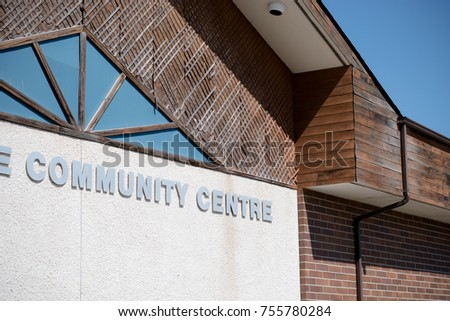 community centre building #755780284