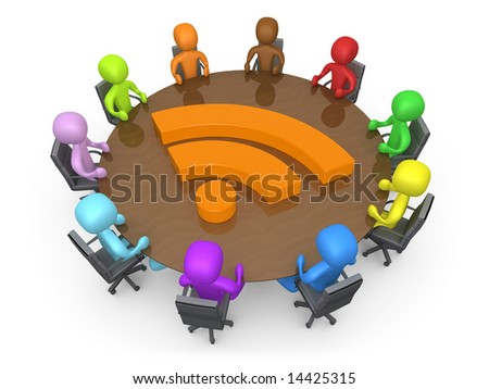 Community Discussion Stock Photo 14425315 : Shutterstock: shutterstock.com/pic-14425315/stock-photo-community-discussion.html